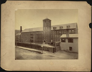 Mill No. 3, Otis Company, Ware, Mass. [graphic]