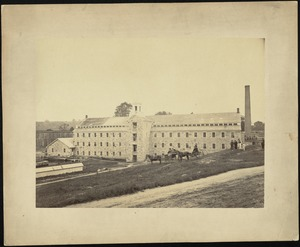 Lower Mill, Greene Mfg. Co., River Point, R.I. [graphic]