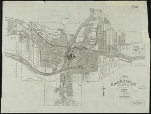 The city of Binghamton, Broome Co., N.Y