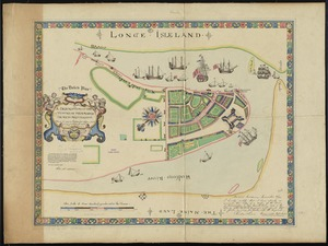 A description of the towne of Mannados or New Amsterdam