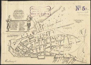 A plan of the city of New York from an actual survey