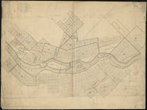 Map of the city of St. Anthony ; map of Minneapolis ; map of St. Anthony