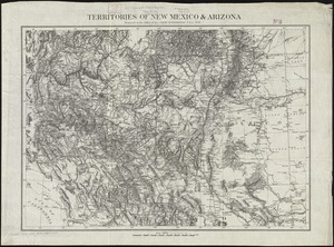 Territories of New Mexico & Arizona