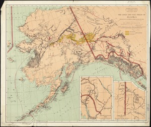 The gold and coal fields of Alaska