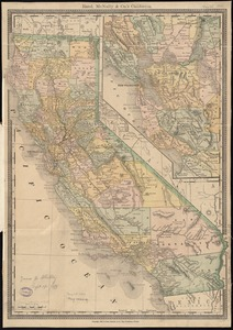 Rand, McNally & Co.'s California