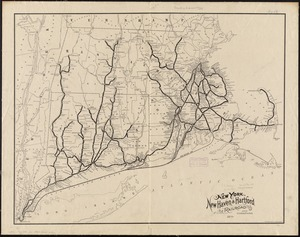 The New York, New Haven & Hartford Railroad and connections