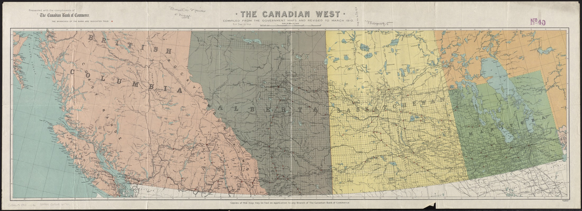 The Canadian west