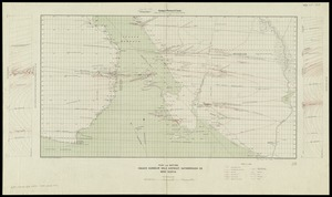 Plan and sections Isaacs Harbour gold district, Guysborough Co., Nova Scotia