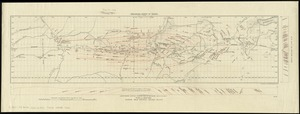 Plan and sections, Oldham gold district, Halifax Co., N.S