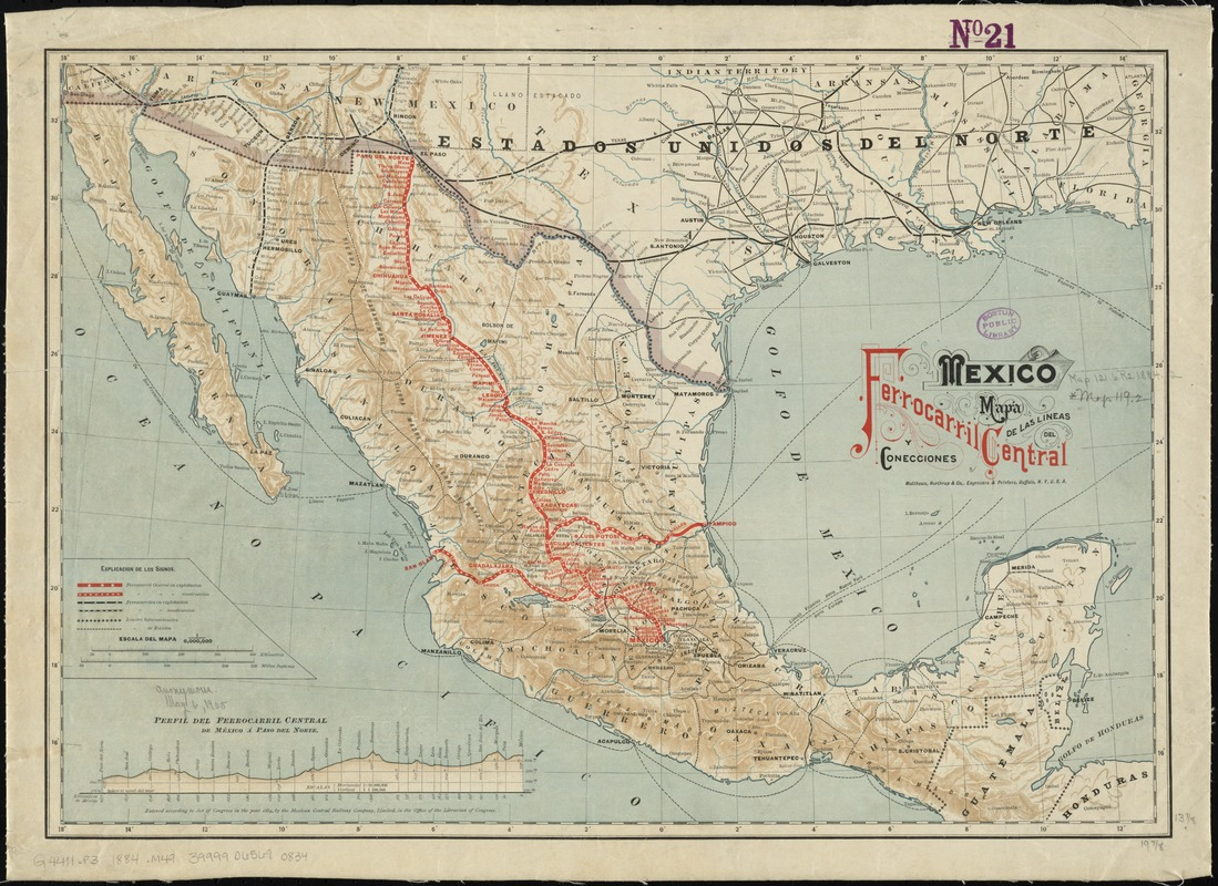 Mexico, mapa de las lineas del Ferrocarril Central Mexicano ... on world map with mexico, map mexican colors, location of ixtapa in mexico, us and mexico, map from mexico, madero mexico, china and mexico, map to mexico, map of mexico, carretero mexico, usa canada mexico, 7 states of mexico, map venezuela flag, google maps mexico, us state that borders mexico, geo mexico, canada and mexico, map from cancun to belize, map with title,