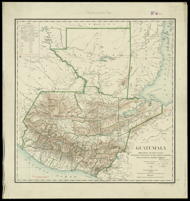 Guatemala, from official and other sources