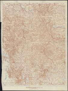 The Daily telegraph war map no. 18
