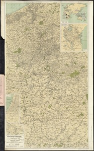 The Daily Telegraph war map no. 24