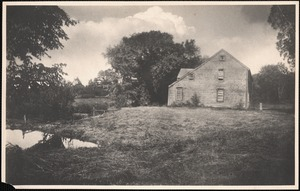 Edmund Rice homestead (now demolished)