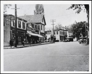 Main Street, Cochituate