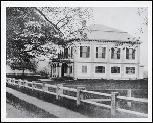 First Wayland High School
