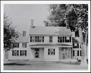 Dr. Ebenezer Ames house