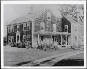 Deacon Noyes-Morse house, 202 Boston Post Road