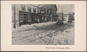 Main Street, Cochituate, Mass.