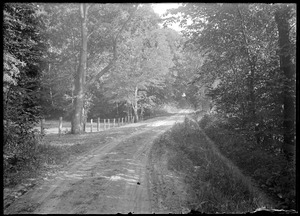 Emerson no. Depot Road wire fence