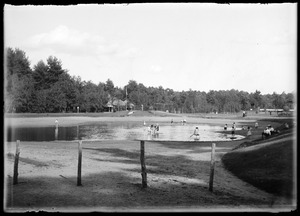 Forest Park, Children's Pond