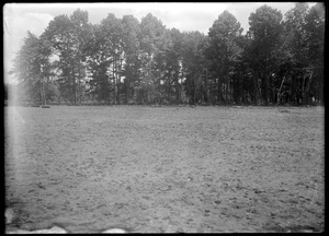 Storrs ball field from N.W. Corner