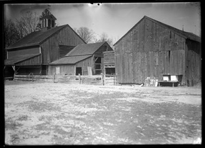 Barns J. Colton place
