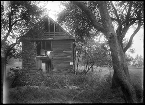 D. Booth old house end