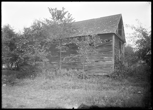 D. Booth old house side