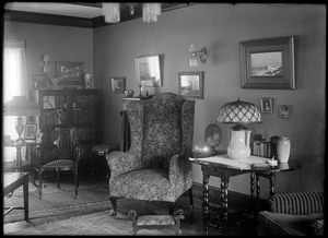 P. A. Williams parlor #1