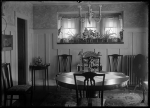 P. A. Williams dining room
