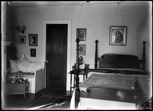 P. A. Williams bedroom, west
