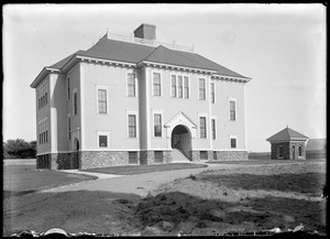 Boylston school house