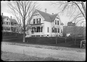Louis Chickering house