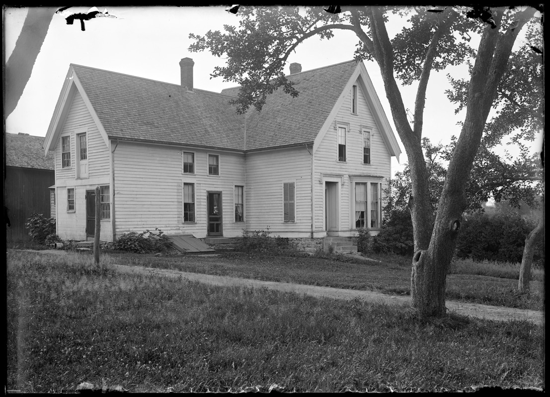 House in Fayville built by W. Emerson in 1847