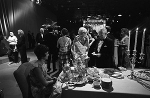"Glitterati meet for a Forsyte Saga ""Forsyte Hindsight"" dinner at WGBH, Brighton"