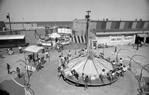 Amusement park ride, Paragon Park, Nantasket