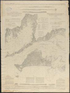 From Muskeget Channel to Buzzard's Bay and entrance to Vineyard Sound, Mass.