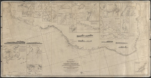 Laurie's general chart of the coasts of Brasil, &c. from the River Para to Buenos Ayres with particular plans of the harbours