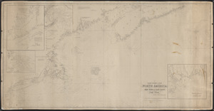 The north eastern coast of North America, New York to Cape Canso, including Sable Island