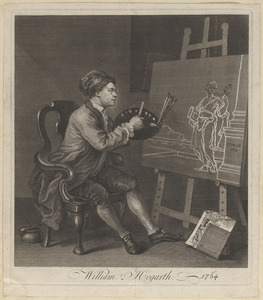 William Hogarth (1697-1764). Prints
