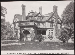 William Whitman House