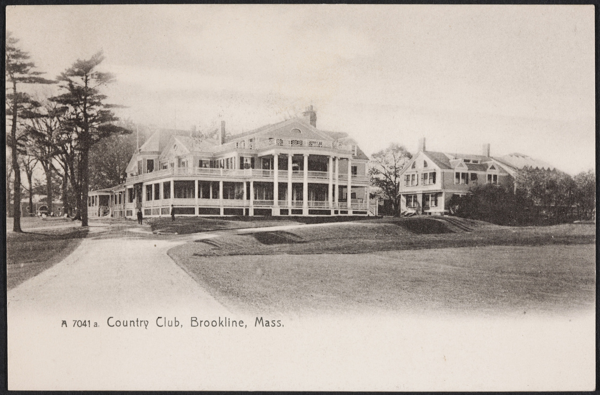 Country Club, Brookline, Mass.