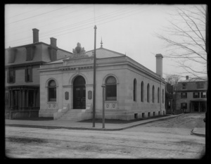 Brookline Savings Bank - Washington Street
