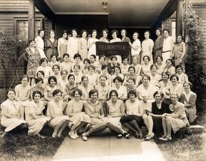 Members of the Class of 1931