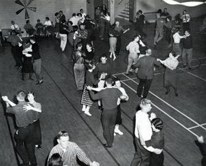 College Dance in 1960