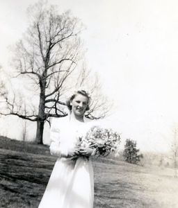 May Queen Celebrates May Day in 1939