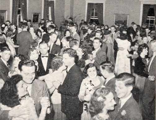 College Dance in 1943