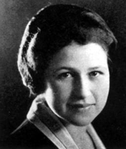Ruth Graves Wakefield, Class of 1924 Senior photo