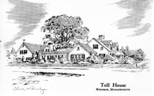 Toll House Postcard
